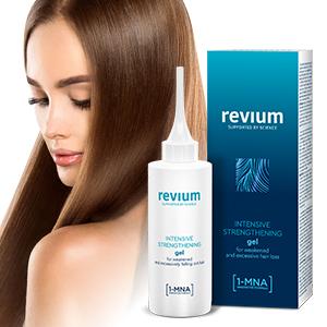Revium - Gel intensivo anticaída con molécula 1-metilnicotinamida ...