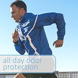 all day odor protection