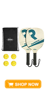 Amazon.com : A11N Premium Pickleball Paddle Set - Graphite ...