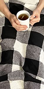elrene home fashions throw blankets aspen