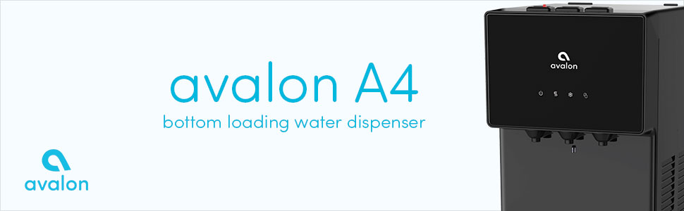 avalon a4 bottom loading water dispenser