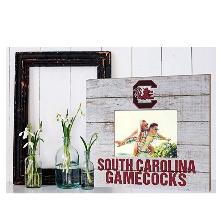South Carolina Gamecocks Team Spirit Slat Frame