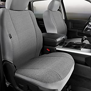 Fia TRS47-22 GRAY TRS40 Solid Wrangler Solid Gray Seat Cover Front Bench Seat//Saddle Blanket