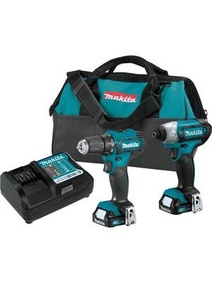 ct232 fd09z dt03z dc10wd 1.5Ah battery tool kit set bag teal Makita ct232rx