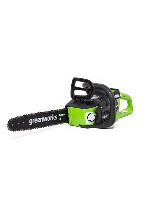 40V chainsaw greenworks cordless
