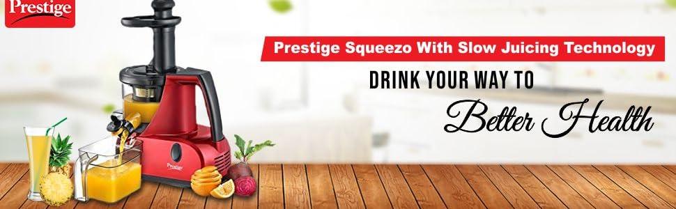 prestige juicer