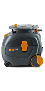 diversey taski 15 plus vacuum canister hospitality hotel twin motor