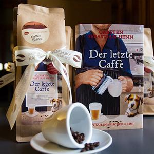 Kaffee, Krimi, Carsten Sebastian Henn