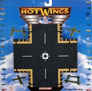 Aviones de alas calientes, aviones de juguete, planos modelo, planos de fundición a presión, pista 24, InAir