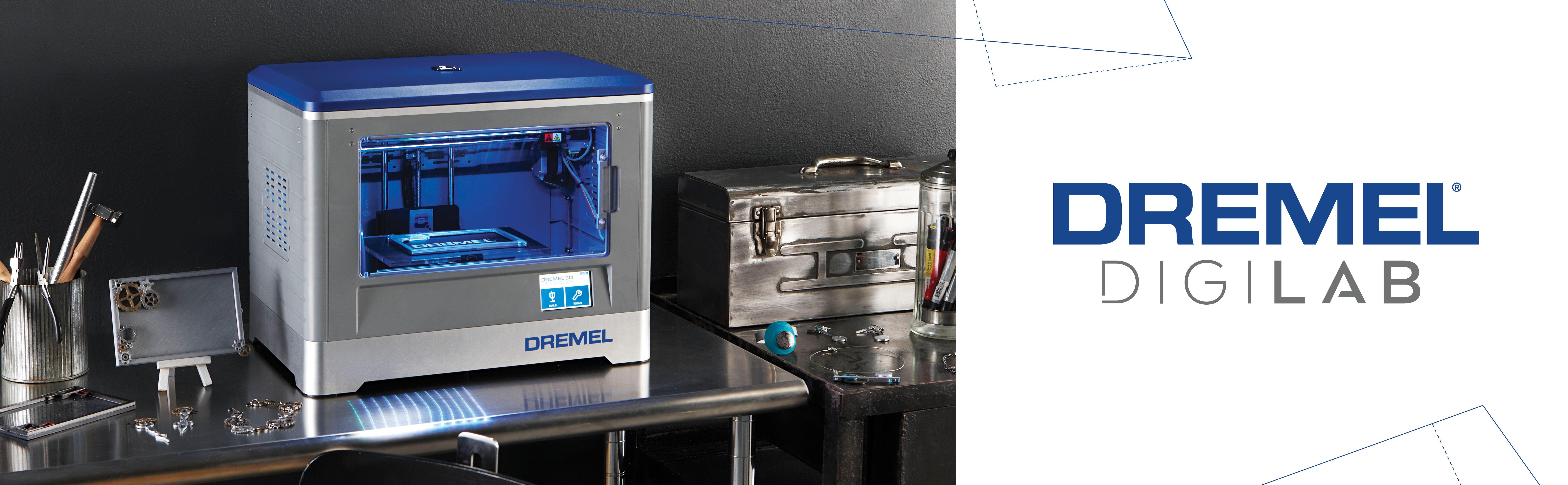 dremel digilab 3d20 3d printer idea builder for tinkerers