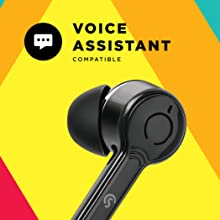 voice assistant earbuds