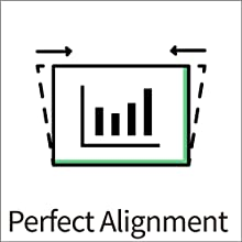Vertical Keystone for Perfect Alignment