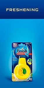finish dishwasher air freshener