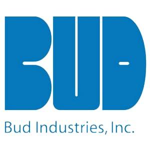 Bud Industries logo