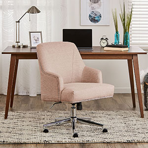 Serta Leighton Chair in a home office