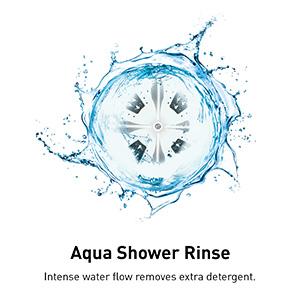 Aqua Shower Rinse