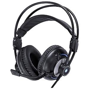 HEADSET HP GAMER - H300 BLACK - 2.1 - COM VIBRAÇÃO, HEADSET VIBRAÇÃO , HP GAMER , FONE GAMER
