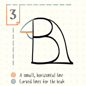 Drawing as Easy as ABC: Step-by-Step Pictures to Create and