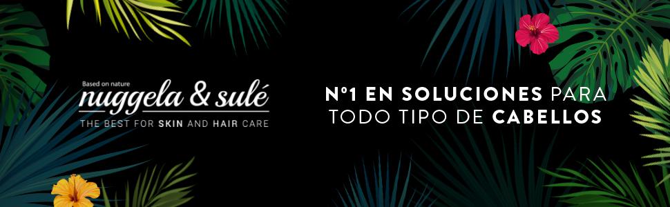 Nuggela & Sule Mascarilla Capilar para Viaje, 50 ml, Pack de 1 ...