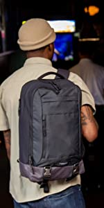 The Authority Laptop Backpack