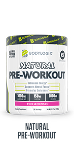 Natural pre workout