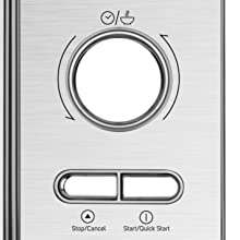 Taurus Luxus Tronic Microondas Digital, Inox: Amazon.es: Hogar