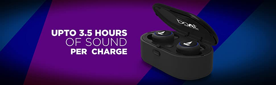 Sound per Charge