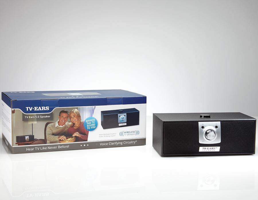 Amazon Com Tv Ears Digital Wireless Speaker System Place