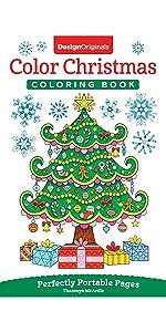 Mini coloring books, Mini coloring, On the go coloring book, Patterns, Perforated coloring books
