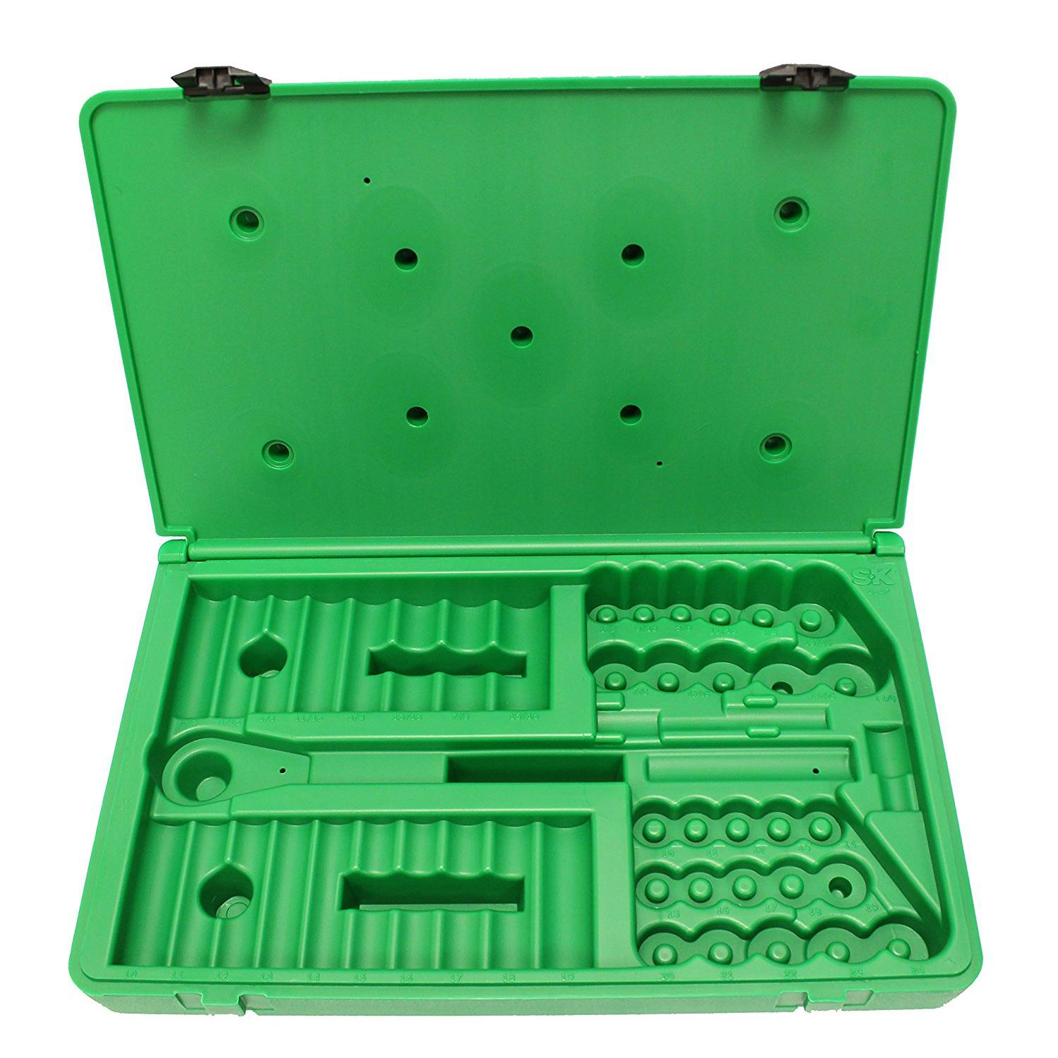 Sk Hand Tool Abox 4147 Blow Molded Replacement Case For