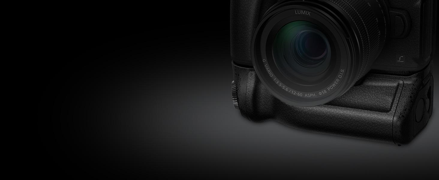 Amazon Com Panasonic Lumix G85 4k Digital Camera 12 60mm Power O I S Lens 16 Megapixel Mirrorless Camera 5 Axis In Body Dual Image Stabilization 3 Inch Tilt And Touch Lcd Dmc G85mk Black Camera