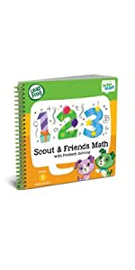 Scout & Friends Math with Problem Solving