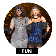 fun party flapper gatsby costume