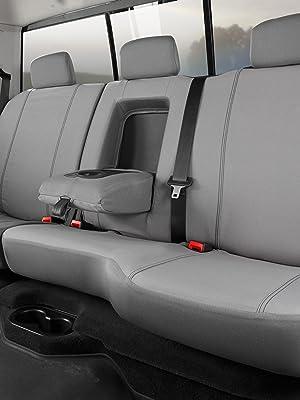 Seat Protector Gray Rear