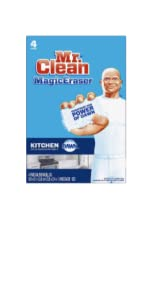 mr clean xtra durable cleaning sponge bath kitchen