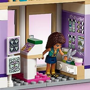LEGO, Friends, toy, art