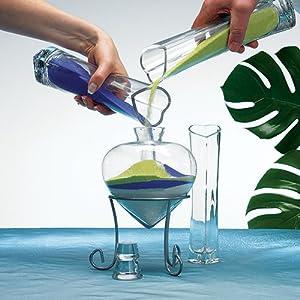 personalize frame glasse shap white blende stand lillian decorative stopper r box bottle color hour