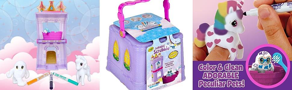 toys for girls, gift for girls, unicorn toys, birthday gift for girls, holiday gift for girls