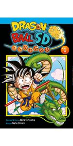Cover Dragon Ball SD Band 1