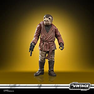 Star Wars The Vintage Collection Snaggletooth