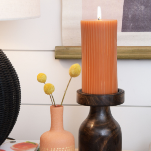 unscented candle collection