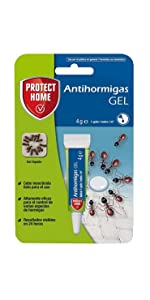gel, hormigas, protect, protect home