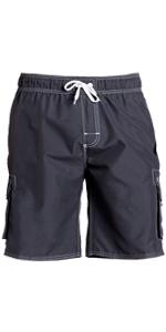 kanu surf, swimwear, barracuda shorts