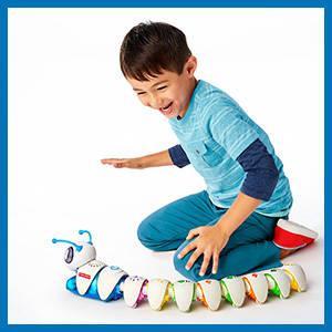 Fisher-Price - Codi-Oruga (Mattel DKT39): Amazon.es