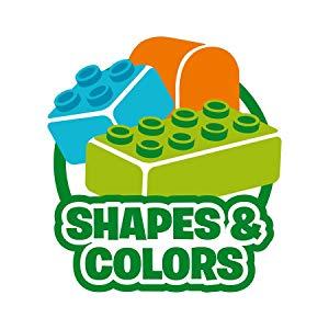 formas y colores, lego educativo