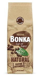 BONKA Café tostado en grano para Hostelería mezcla - 1 kg: Amazon ...