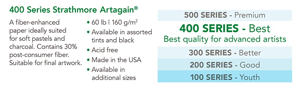 Strathmore 400 Series Artagain