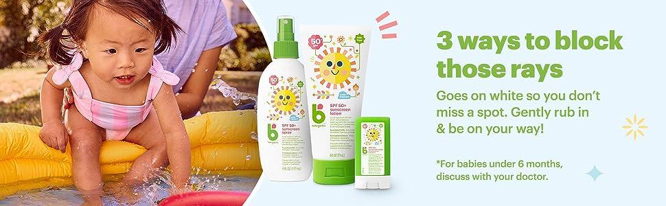 baby sunscreen, baby sunscreen lotion, baby sunscreen spray