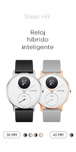 steel hr withings