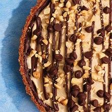 pie, chocolate, yum
